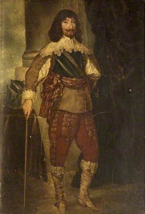 Edward Montagu (1602–1671), 2nd Earl of Manchester KG, KB, FRS, Baron of Kimbolton, Viscount Mandevile