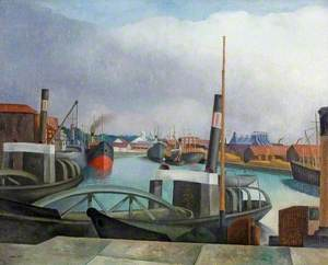 The Dredgers, Bristol Docks