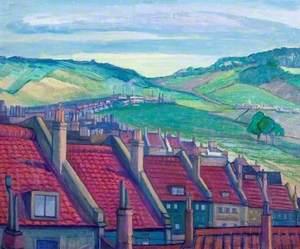 Rooftops, Clifton, Bristol