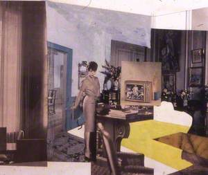 Interior Study (a)