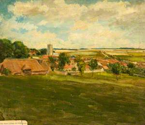 The Downs Village of Aldbourne, Wiltshire