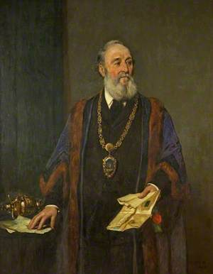 James Francis Prosser, Mayor of Tewkesbury (1866–1869, 1872, 1874, 1877, 1879–1880)