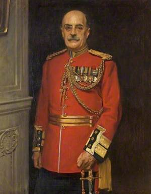 General Sir Felix Ready, Colonel of the Royal Berkshire Regiment (1930–1940), GBE, KCB, CSI, CMG, DSO