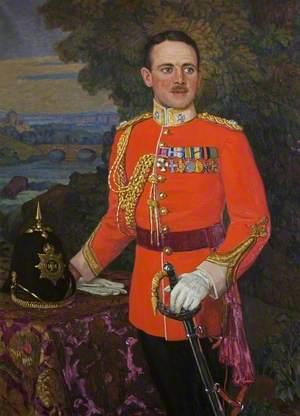 Major H. W. C. Lloyd, Wiltshire Regiment
