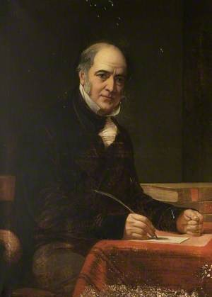John Swayne, Clerk of the Peace for the County of Wiltshire, and Former Town Clerk