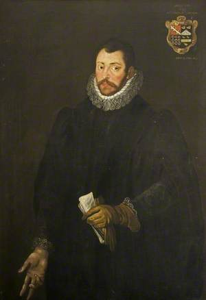 Robert Penruddocke (1540–1600), Former MP for Wilton