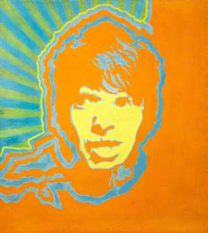 Mick Jagger (b.1943)