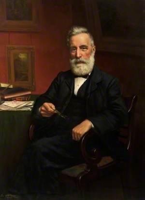 Henry Lister Hargraves (d.1914), Oldham's Leading Quaker