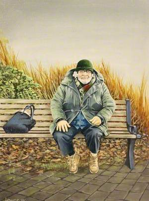 Geoffrey Clover (1944–2015)