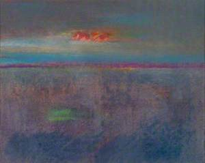 Seascape – Evening – Australia – A Colour Study