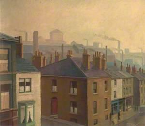 A Lancashire Town