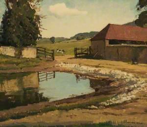 Farm at Singleton, Sussex