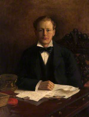 Winston L. S. Churchill (1874–1965), MP for Oldham (1900–1905)