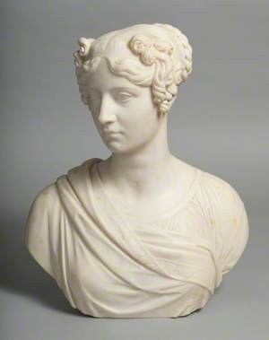 Classical Bust of an Unknown Female