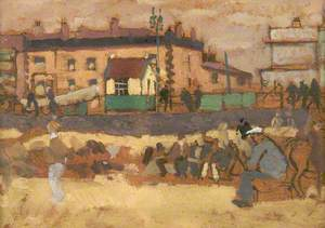 Blackpool Sands, Lancashire