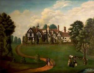 Bramall Hall, Stockport, Cheshire