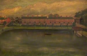 Boat Pond, Edgeley, Cheshire, Stockport