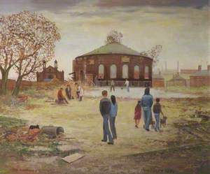 The Roundhouse, Ancoats, Manchester