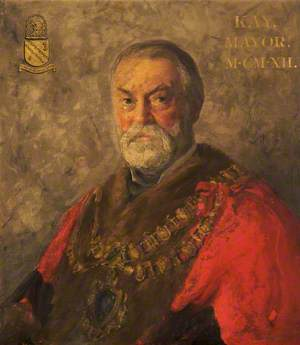 Thomas Kay (1841–1914), Mayor of Stockport