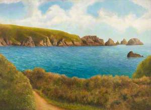 Coastal Scene, Guernsey