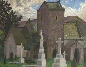 Llangennith Church, Swansea