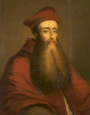 Cardinal Reginald Pole (1500–1558), Archbishop of Canterbury (1556–1558)
