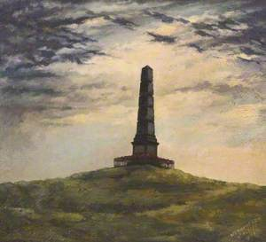 Werneth Low War Memorial, Cheshire