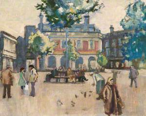 The Square, Hyde