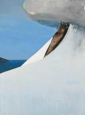 Snow Drift, Clear Sky