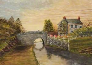 Belfield Bridge, Rochdale, Lancashire