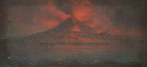 Vesuvius in Eruption, 7 April 1906