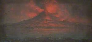 Vesuvius in Eruption, 7 April 1906