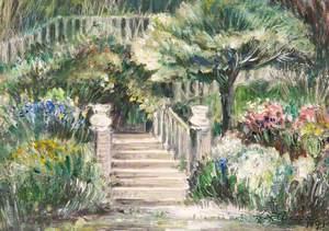 The Garden of the Villa Cipressi, Varenna, Lake Como, Italy