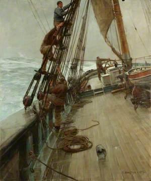 All Hands Shorten Sail