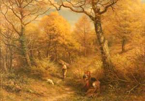 Redstone Wood, Spring
