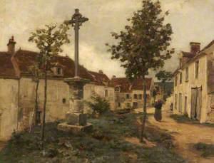 Rue, Mont-Saint-Père, France