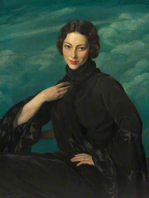 Pauline (d.1950), Wife of the Artist