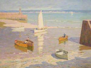 Low Tide, St Ives, Cornwall