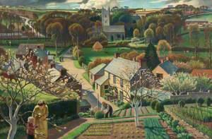 The Cornish April