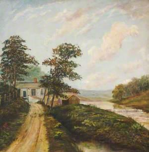 River Roch at Midge Hall, Lancashire