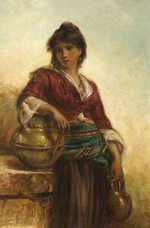 Water Carrier of Valencia