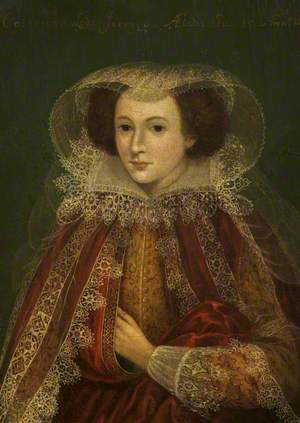 Catherine Killigrew, Lady Jermyn, in the 35th Year of Her Age