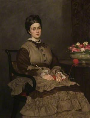 Mrs Oliver Ormerod Walker, née Jane Harrison