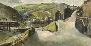 Pennine Landscape, Stacksteads, near Todmorden
