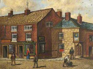 'Star Inn', Stanley Street, Bury