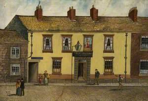 'Britannia Inn', Paradise, Bury