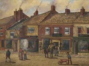 Part of Old Fleet Street, Bury
