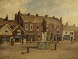 Old Market Place, Bury