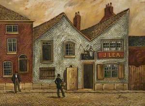 'Lea's' Public House, Bury