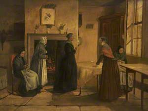 The Five Old Maids of Hollinhurst